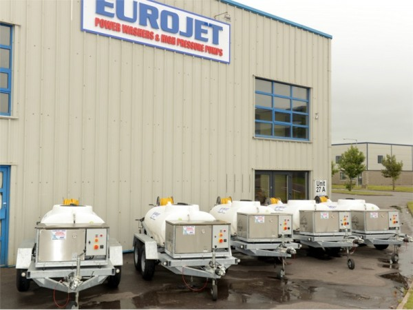 Pressure Washers Ireland | Cat Pumps, Spares, Service from